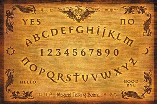 Ouija Boards Childish Game Or Portal To The Spirit World on Different Types Of Ghosts And Hauntings
